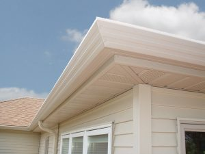 seamless steel gutters