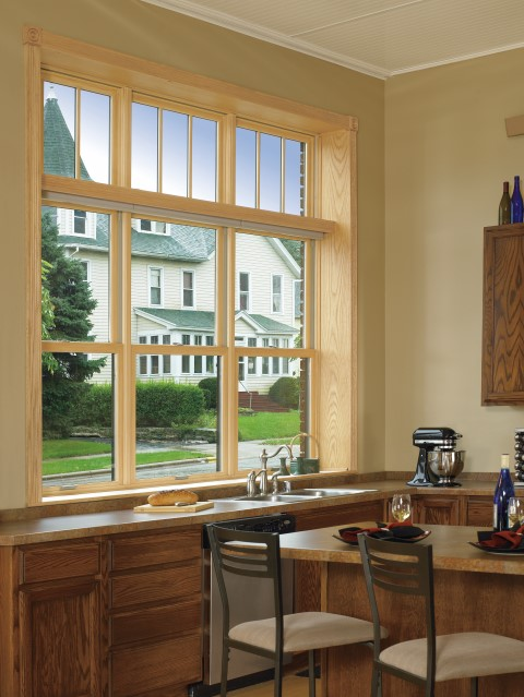 Kitchen Double Hung Windows : Marvin replacement window gallery wrightway of fond du lac