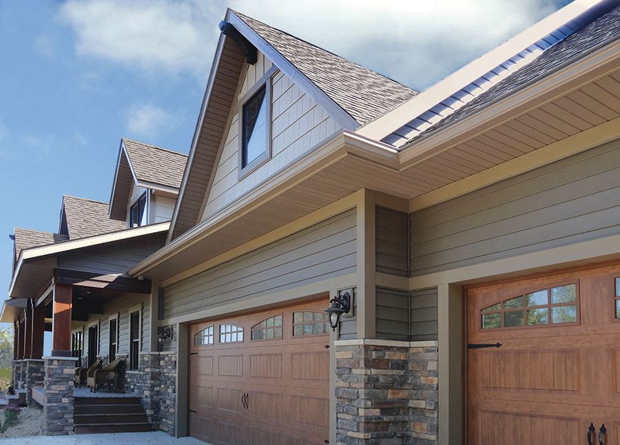 Seamless steel siding weighing your options wrightway blog for Siding choices