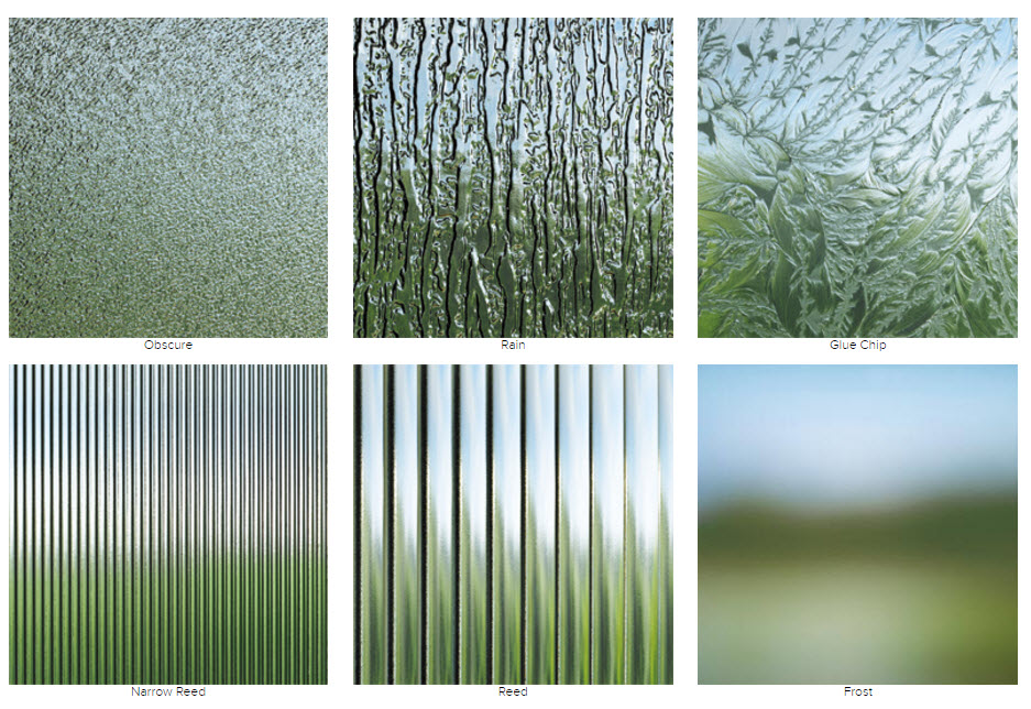 A prescription glass option for your home windows for Window privacy options
