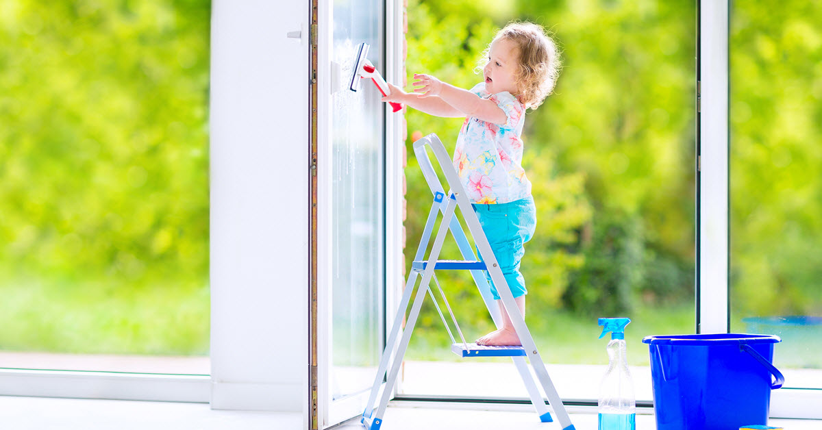The Magic Window Cleaning Solution Wrightway Home