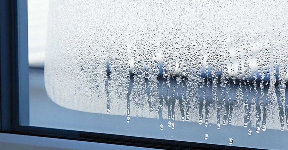 What Causes Window Condensation Wrightway Home Improvements