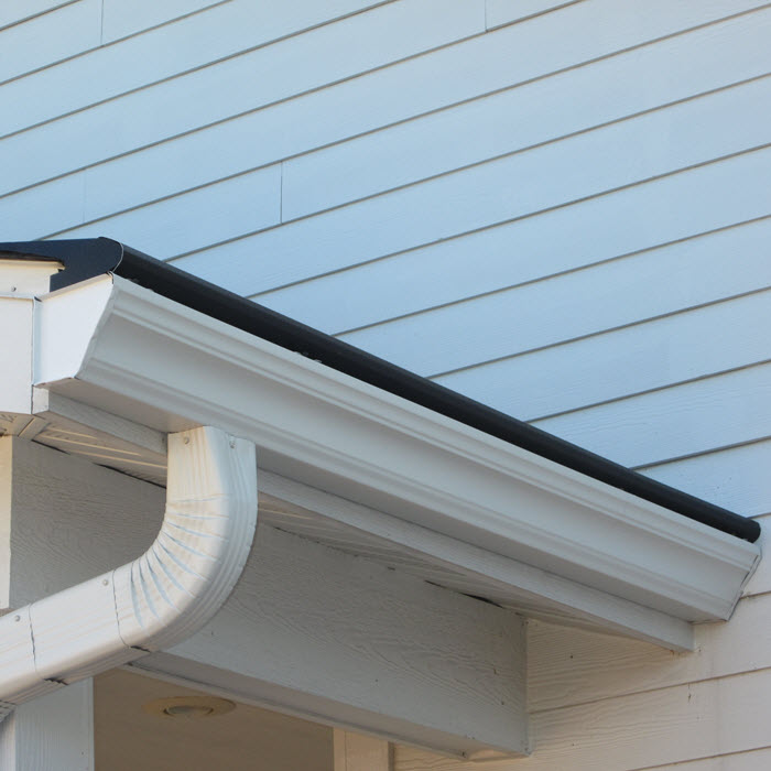 Gutter Helmet and Seamless Gutters