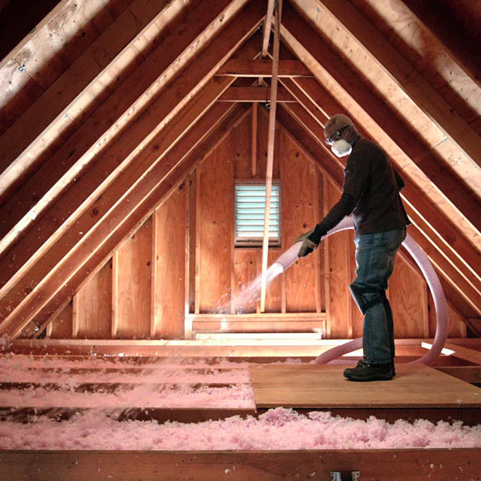 Owens Corning Attic Insulation