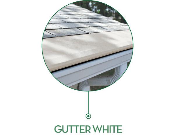 gutter-white