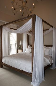 Canopy Bed 2 Wrightway Home Improvements