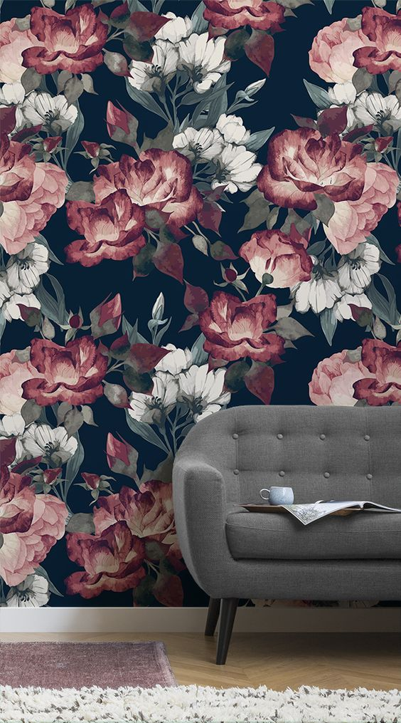 Floral Patterns 1 Wrightway Home Improvements